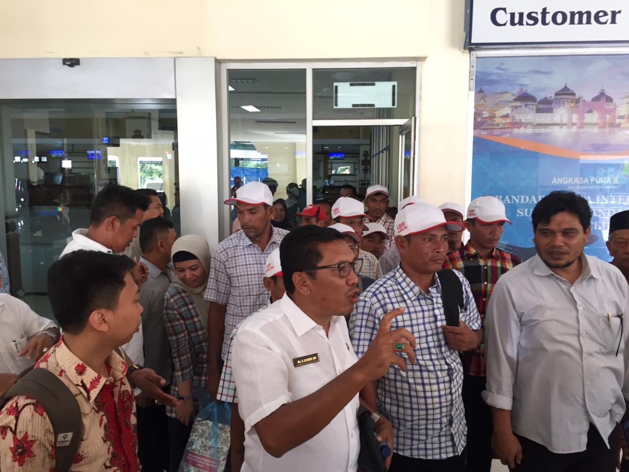 14 Indonesian fishermen repatriated from Myanmar
