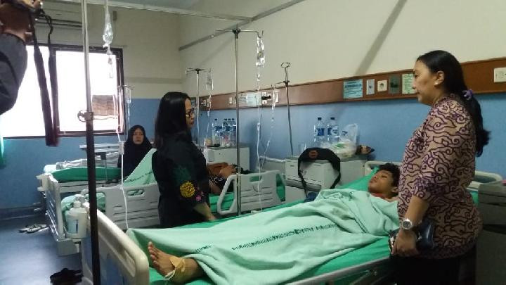 Depok hospital sees rise in dengue fever patients