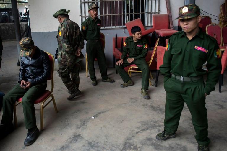 Muse: Myanmar's militia-run, billion-dollar gateway to China