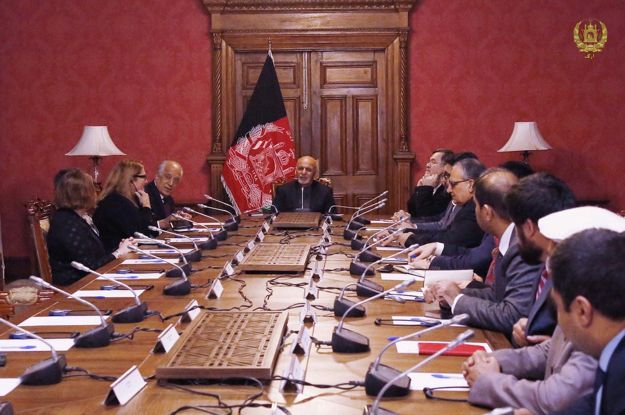 Russia plays power broker as US-Taliban talks gather steam