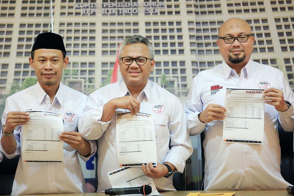 Vote against fraudsters