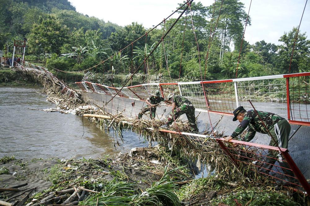 Yogyakarta's Piyungan river contaminated with chromium: Study