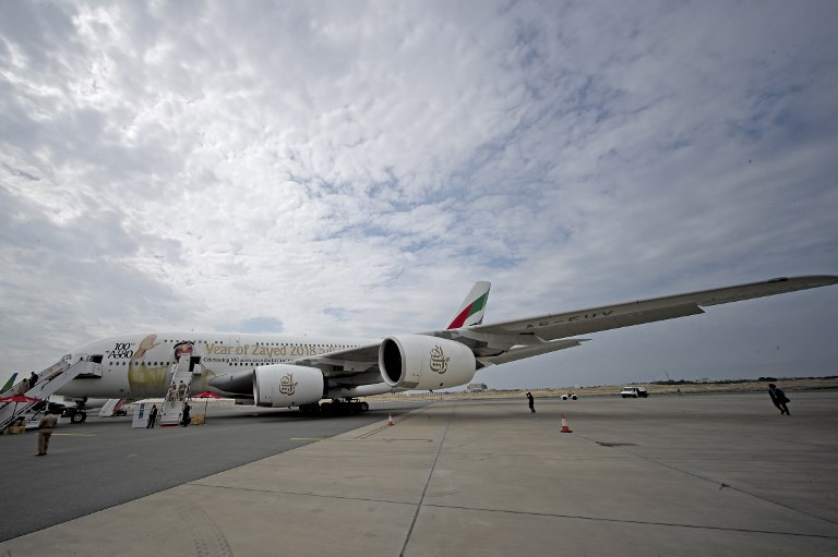 Airbus says in talks with Emirates on vital A380 deal