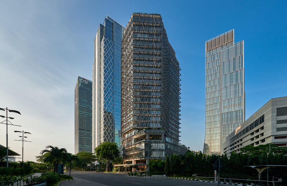 Jakarta's offices empty with 218 hectares unoccupied