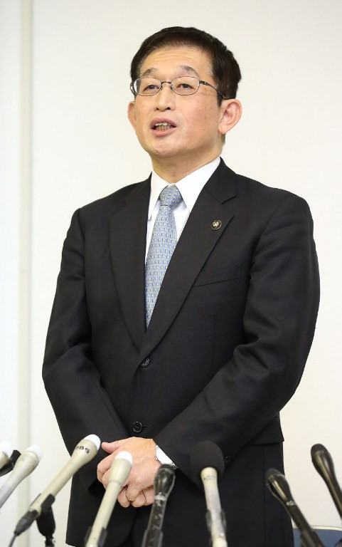 Under-fire Japan mayor resigns after ordering arson