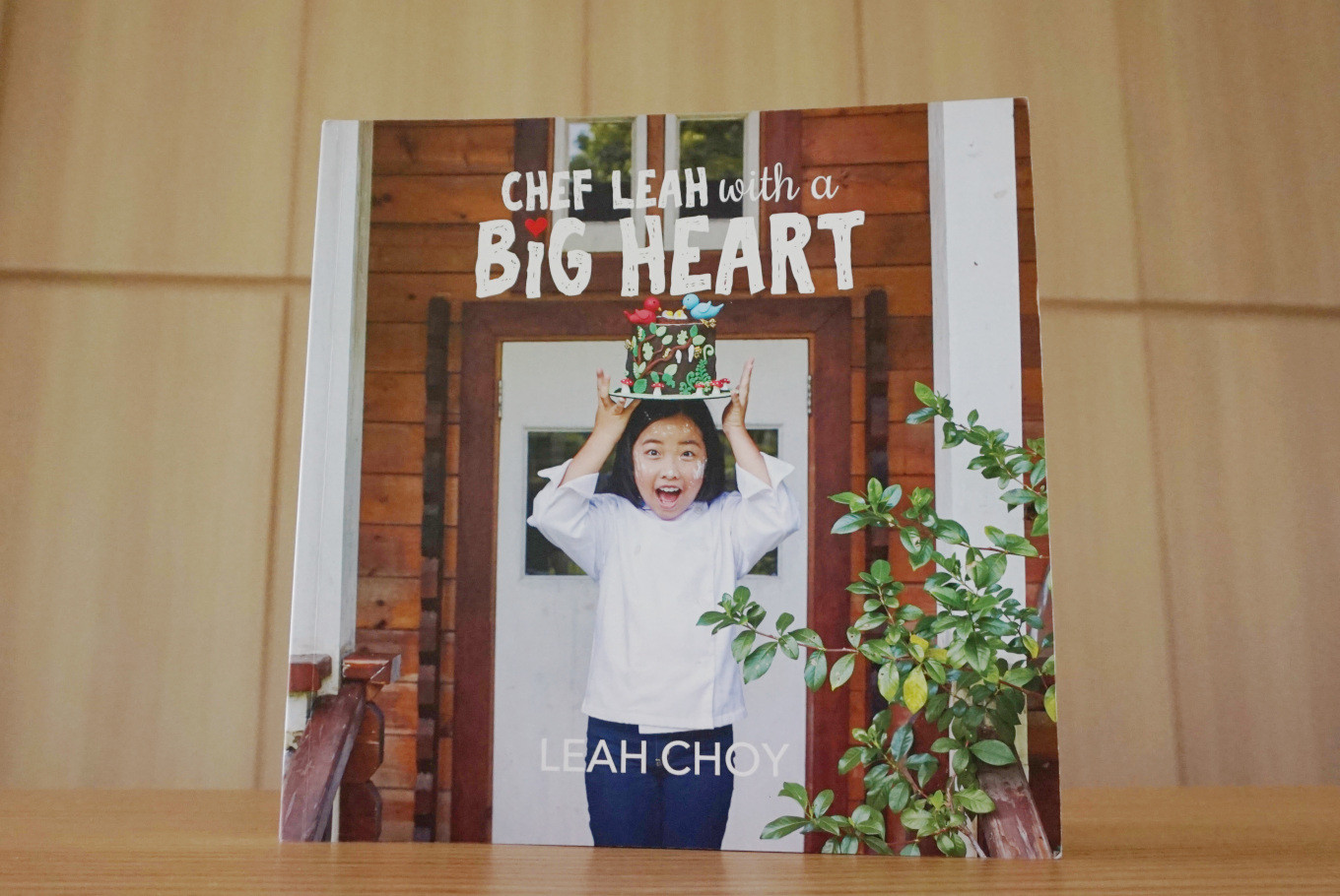 'Chef Leah with a Big Heart' tells heartwarming story of sisterhood