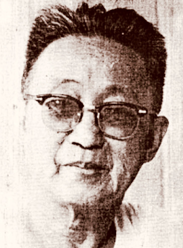 Kho Wan Gie, the creator of Put On