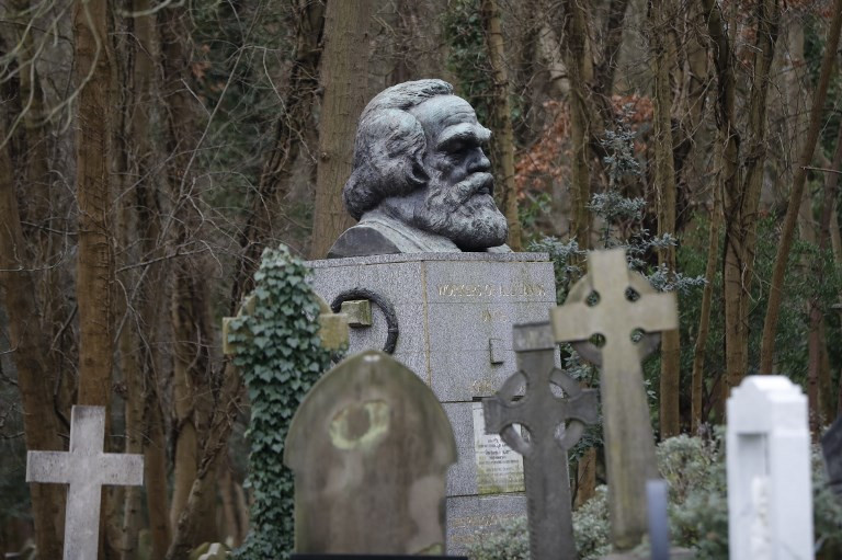More young Japanese look to Karl Marx amid pandemic, climate crisis