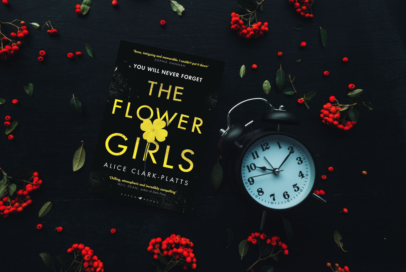 Alice Clark-Platts on 'The Flower Girls' and the beauty of evil