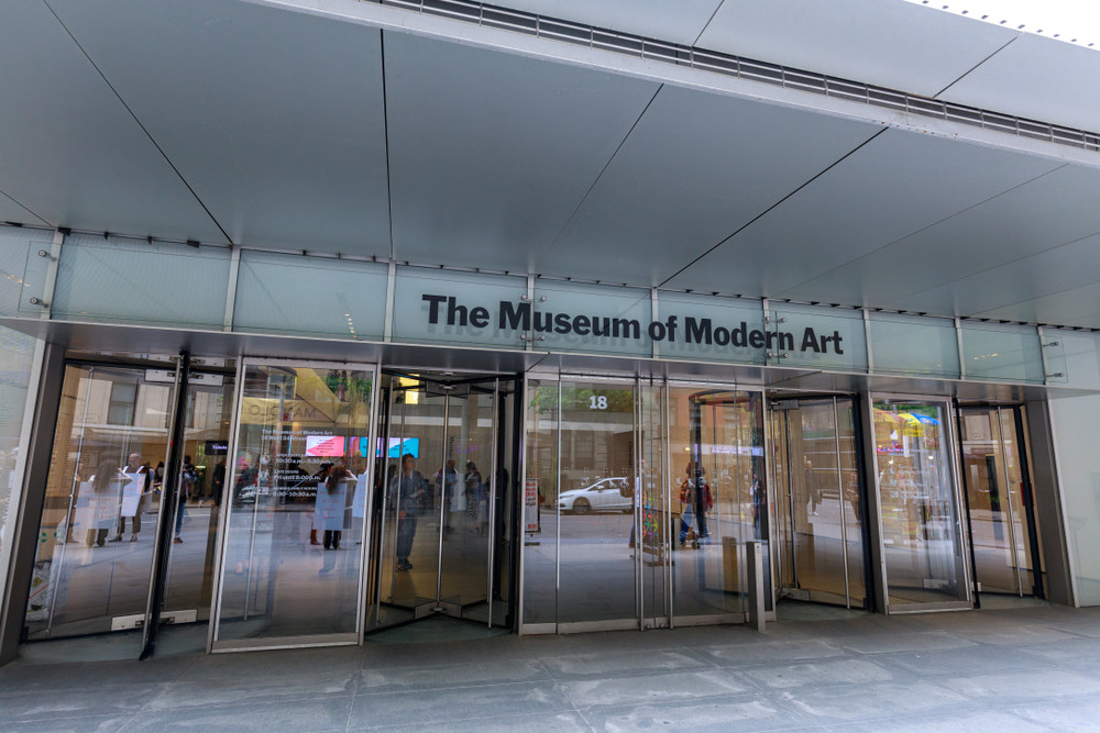 New York's Museum of Modern Art to undergo four-month renovation
