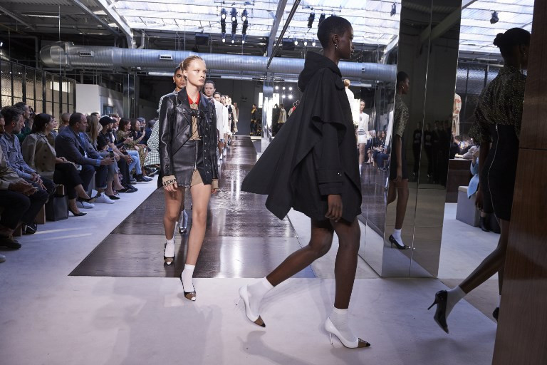 Burberry to launch debut Riccardo Tisci collection in US
