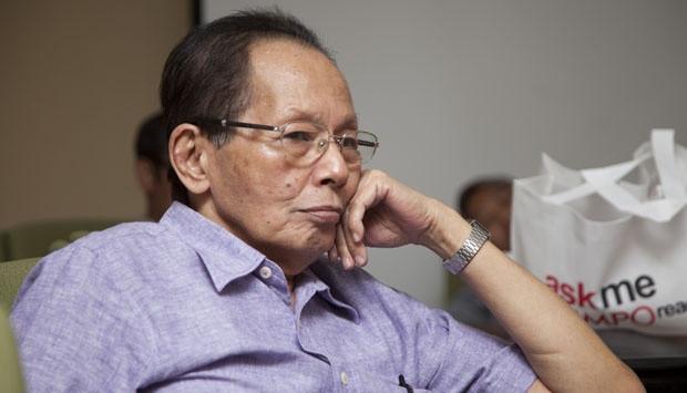 Rahman Tolleng, a dear friend, has left us