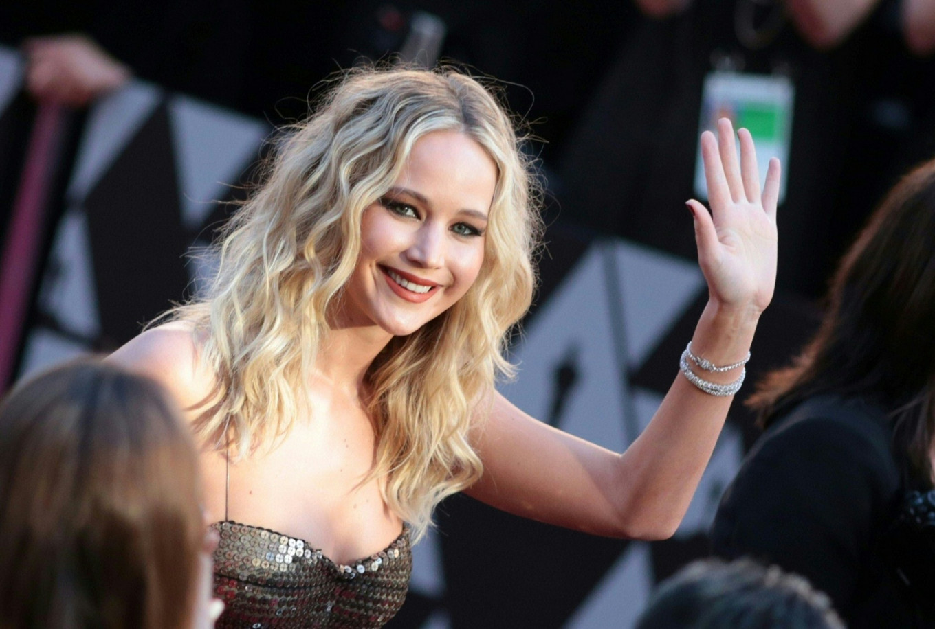 Jennifer Lawrence admits she 'was a little Republican' until election of Donald Trump