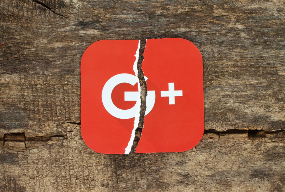 Google+ user data be deleted by April 2