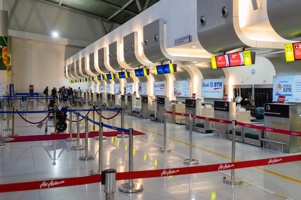 Surabaya airport reopened after work on runway