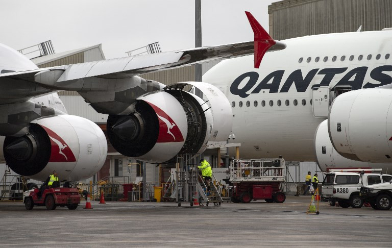Qantas confirms cancellation of Airbus order