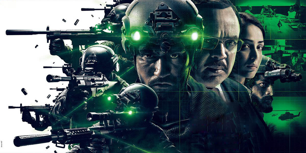 'URI: The Surgical Strike' not your typical Bollywood treat