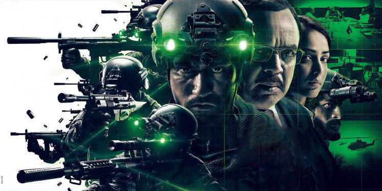 URI: The Surgical Strike' not your typical Bollywood treat