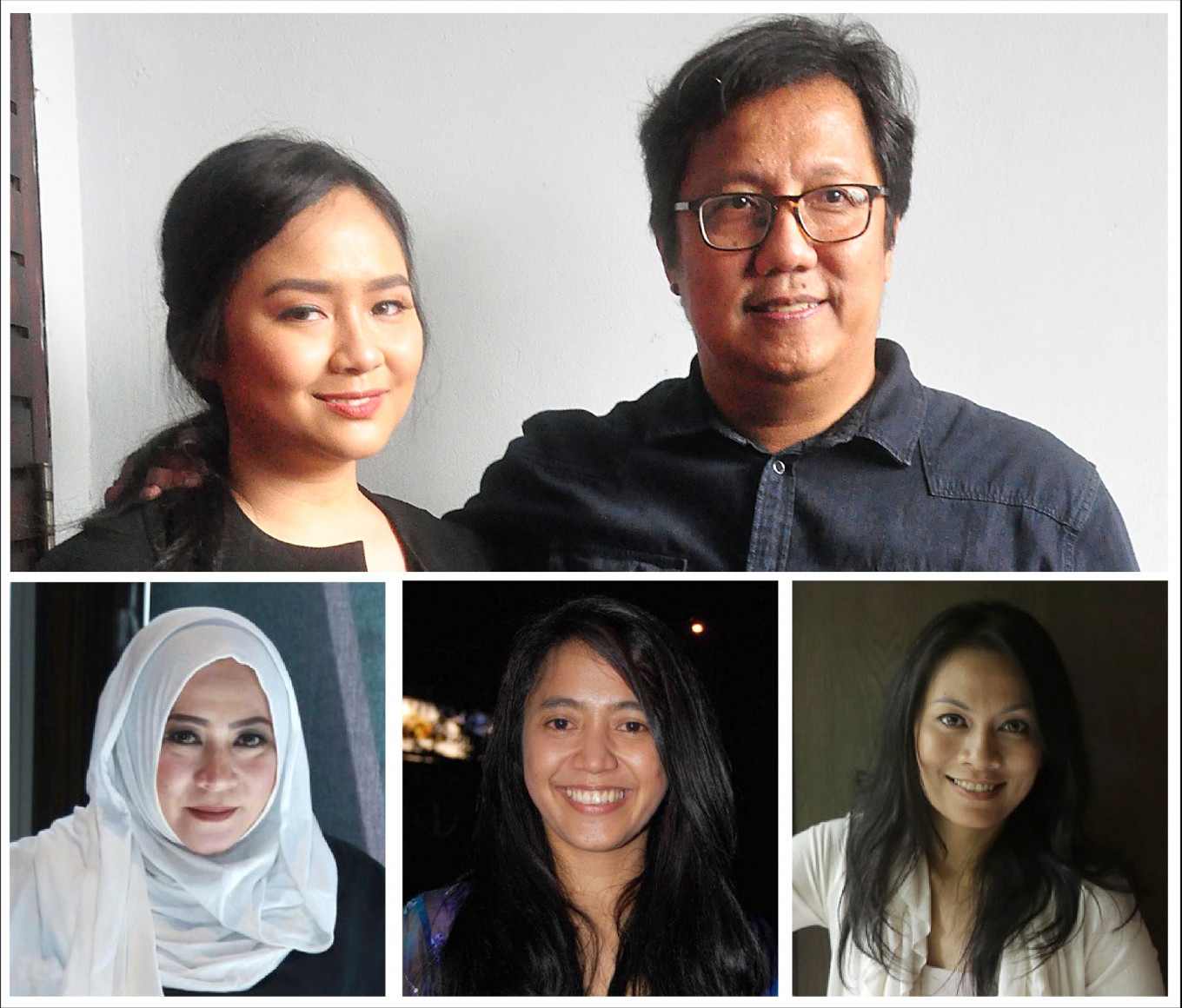 Erwin, Gita Gutawa team up to honor female songwriters