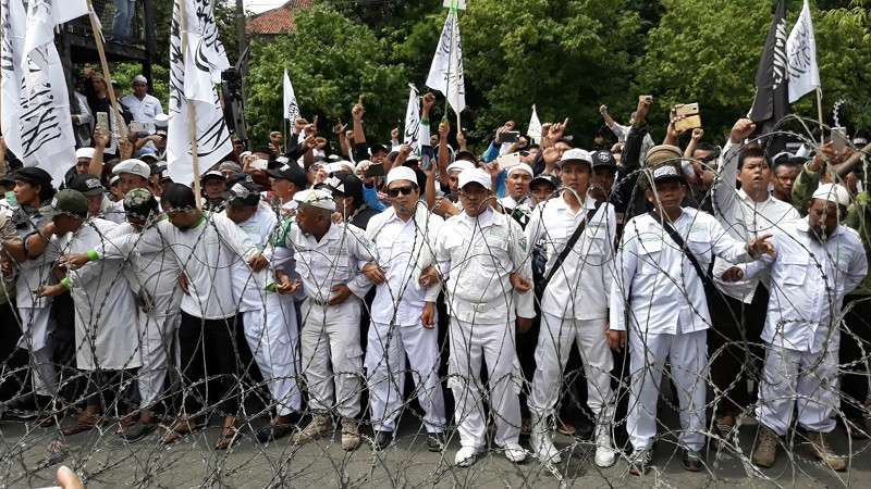 Police question 212 Rally leader over alleged illegal campaigning