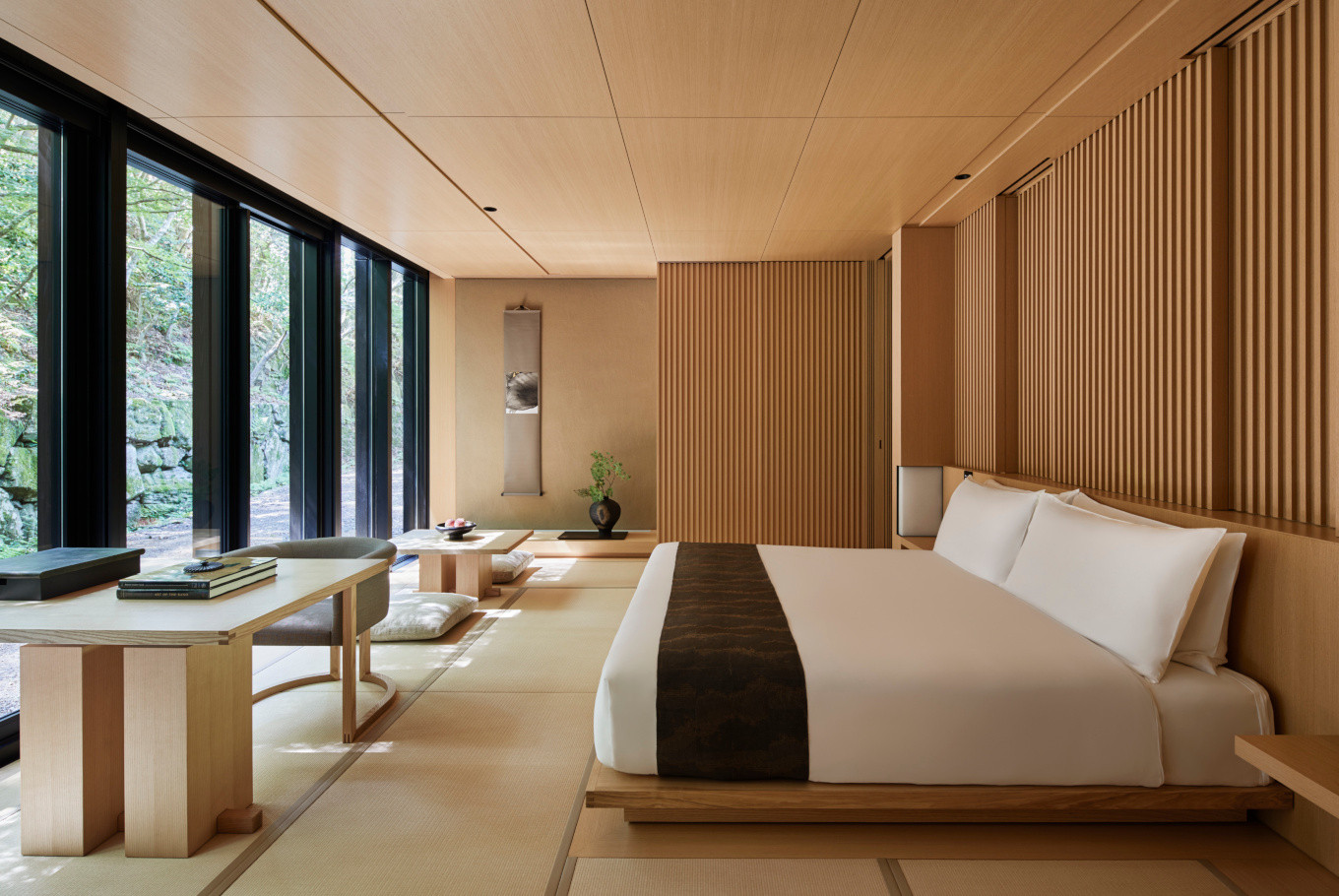 Aman to launch Aman Kyoto in November