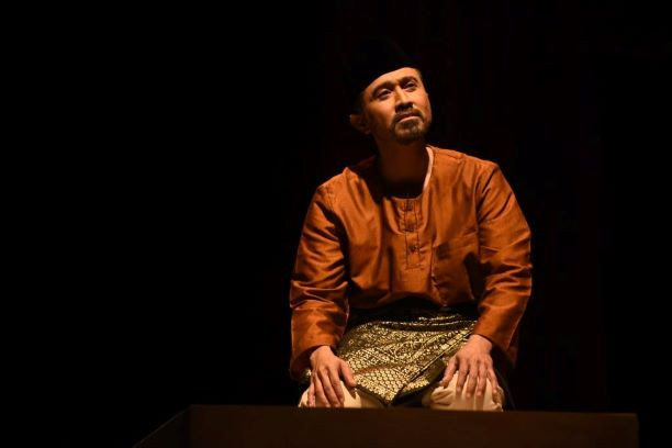 Story of forgiveness in life of poet Amir Hamzah