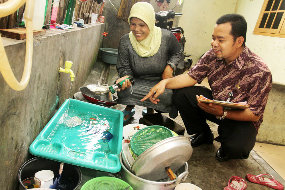 Dengue fever infects 2,282 people, kills one in Jakarta