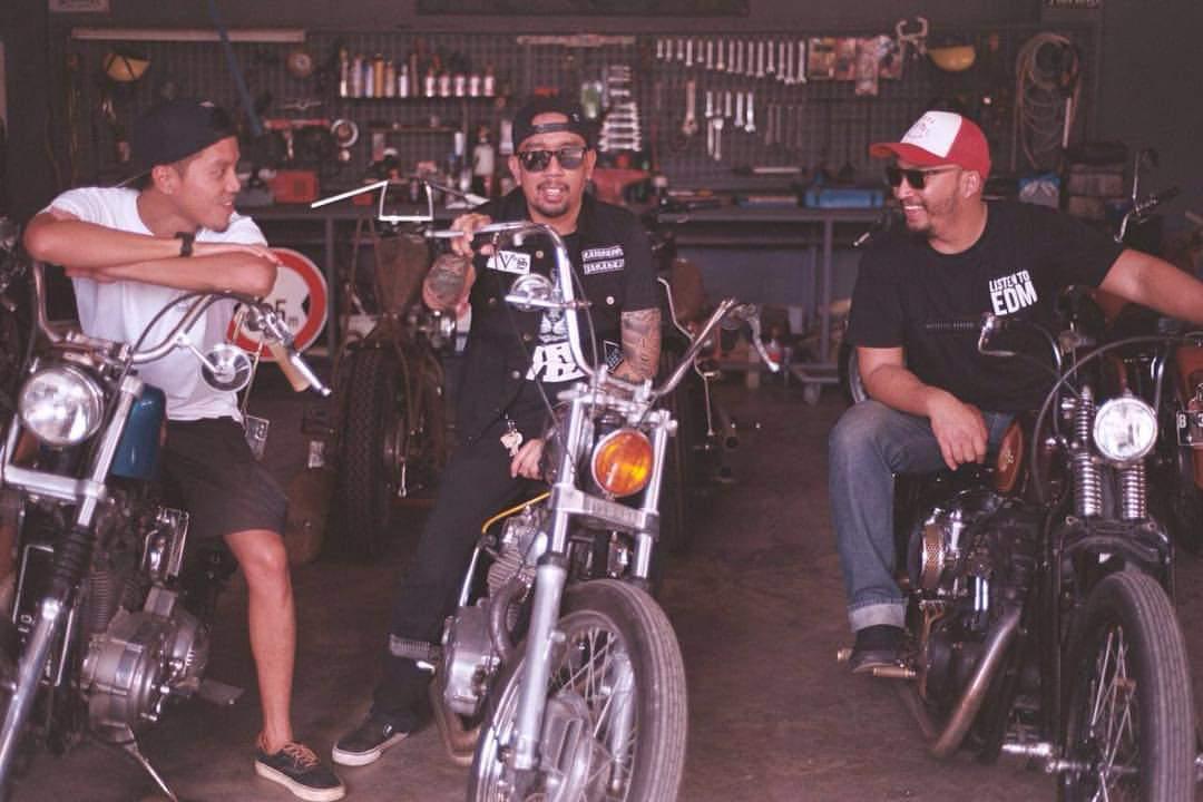 Lawless Jakarta, a lively bike culture hub in South Jakarta