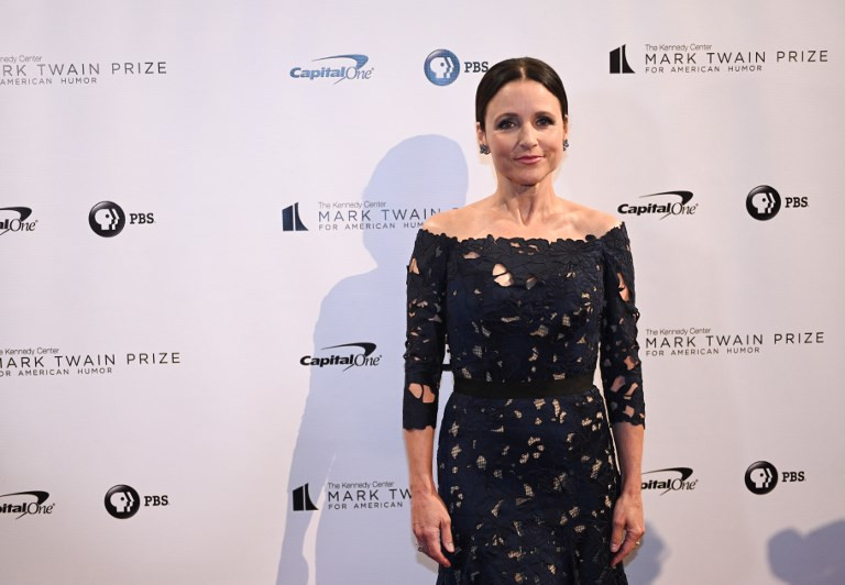 Julia Louis-Dreyfus vows 'Veep' character true to self until the end