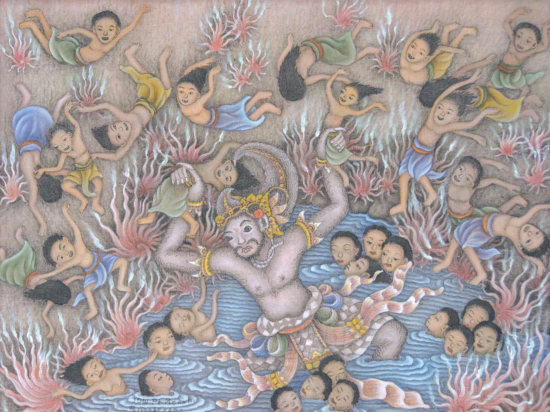 'Bima ke Suarga Loka' by Dewa Putu Mokah