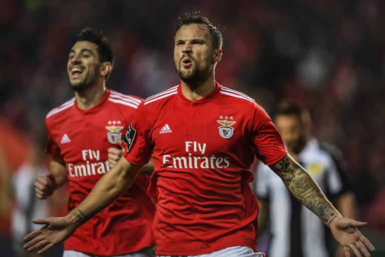 Benfica romp to 10-0 win in Portugal