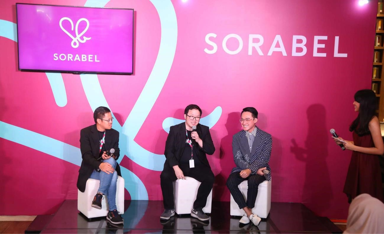 Sorabel pampers women with fashion, beauty products