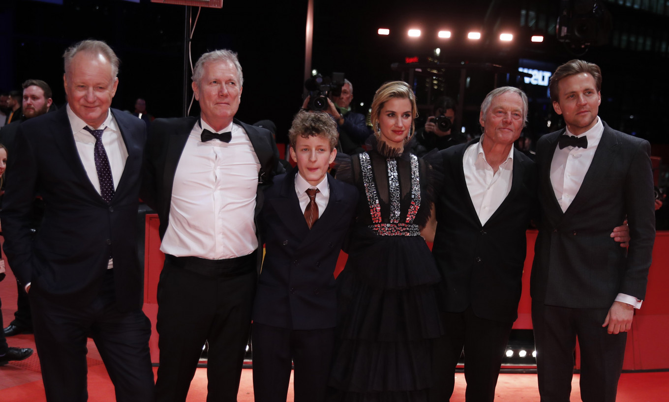At Berlin Film Festival, a Norwegian forest as childhood paradise