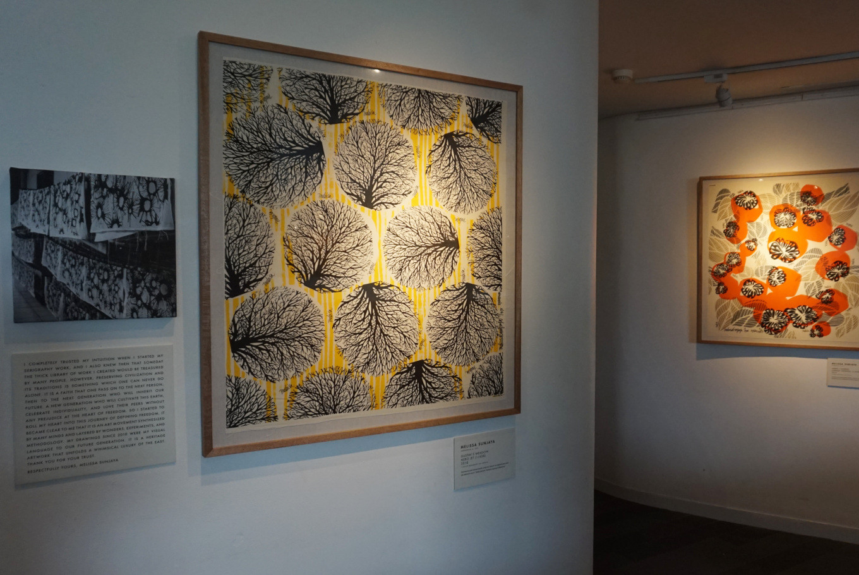 Melissa Sunjaya champions serigraphy with exhibition