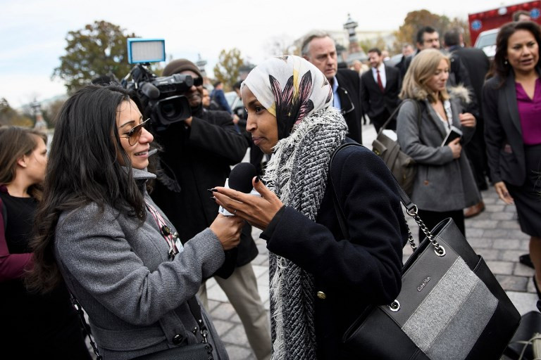 US Muslim lawmaker sorry for tweet that sparked anti-Semitism row