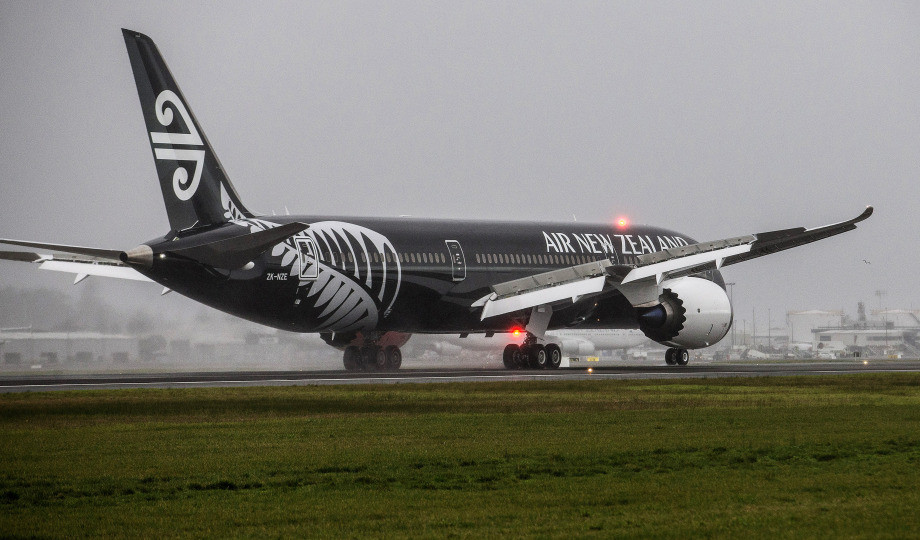Air New Zealand flight to Shanghai turned away on Taiwan reference: Report