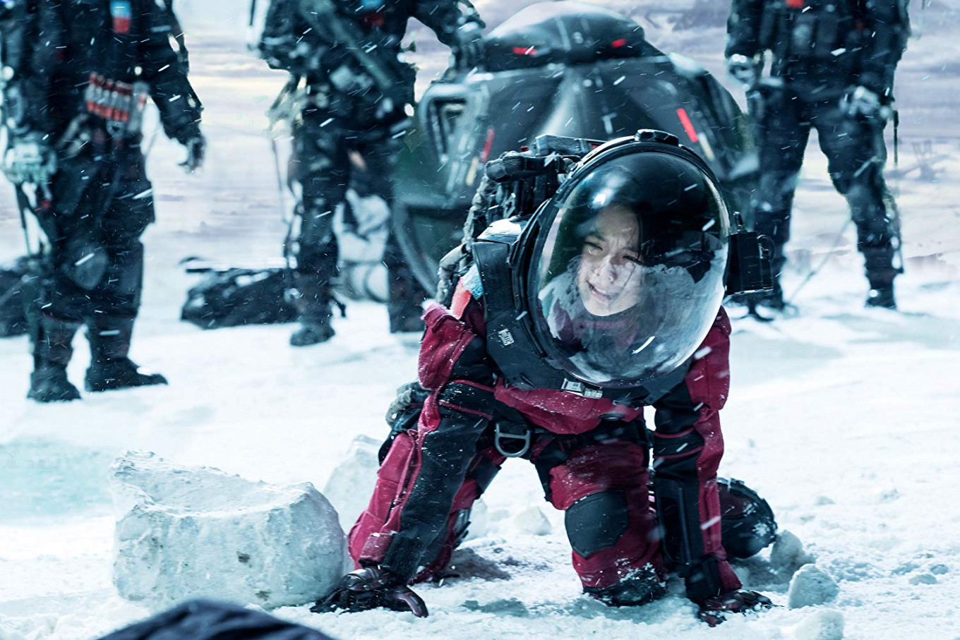 'The Wandering Earth' on track to become China's highest-grossing film