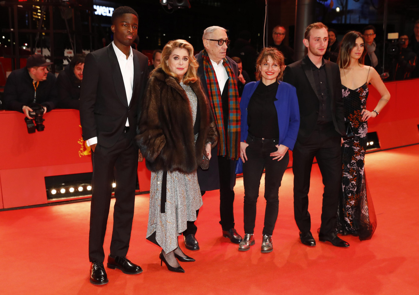 Catherine Deneuve's new film explores Islamist radicalization