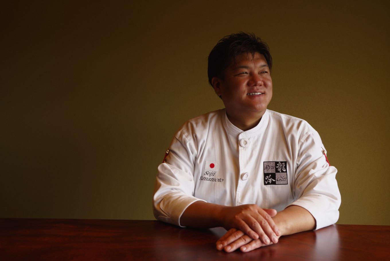 Japanese chef Seiji Yamamoto crowned 'American Express Icon Award' winner