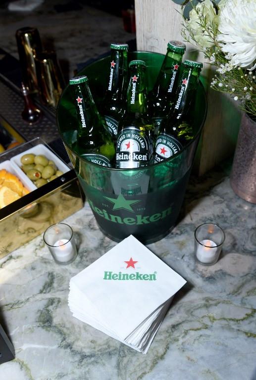 Heineken toasts fizziest beer growth in a decade