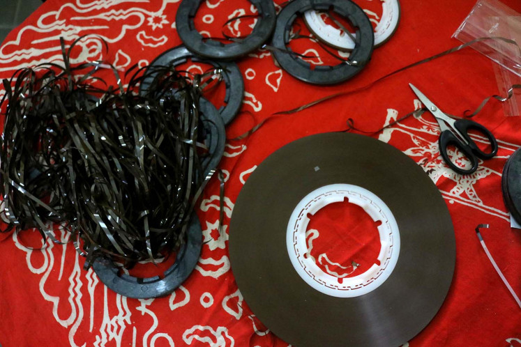Old-school cassettes surviving in the digital era