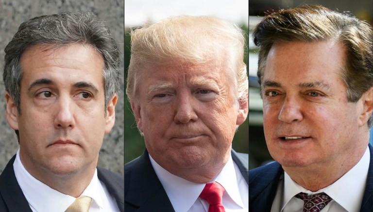 Judge rules that ex-Trump aide Manafort broke plea deal