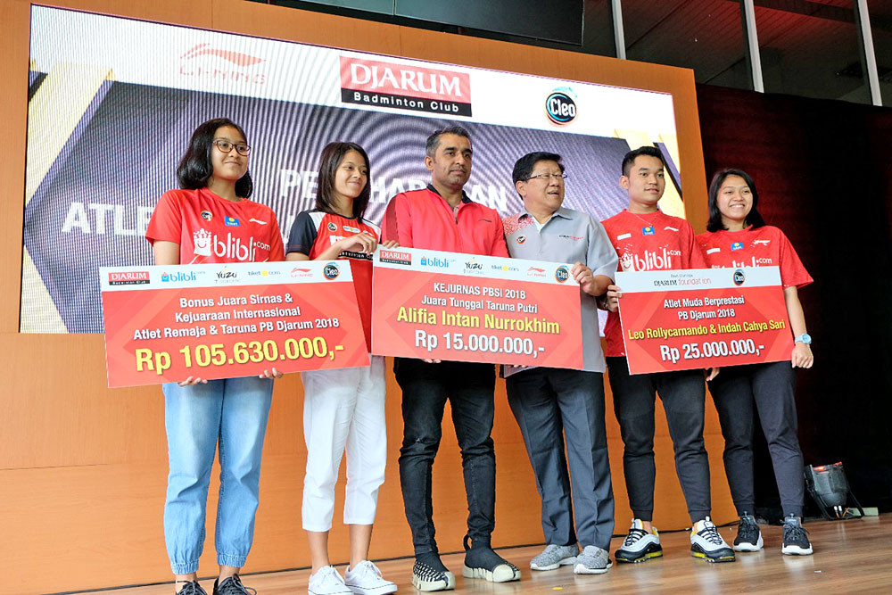 Stakeholders agree on building badminton ecosystem from lowest level up