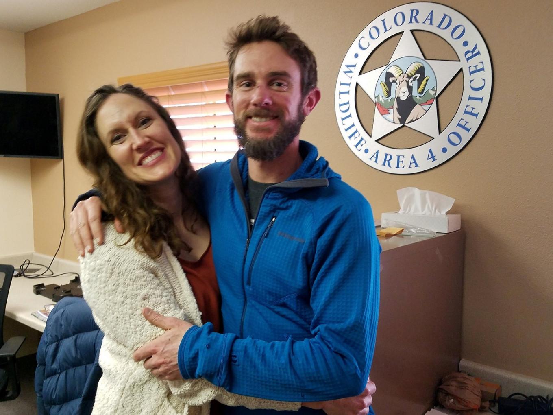 Colorado man who strangled mountain lion describes life-or-death struggle