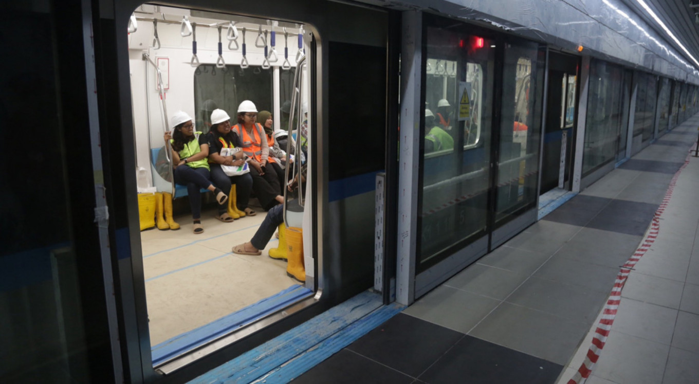 Free ride: Public can try MRT on March 12