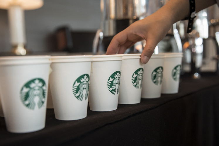 Starbucks Indonesia shines light on diffable creators for 17th anniversary