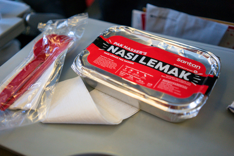 AirAsia opening restaurant based on its in-flight menu, says CEO Tony Fernandes