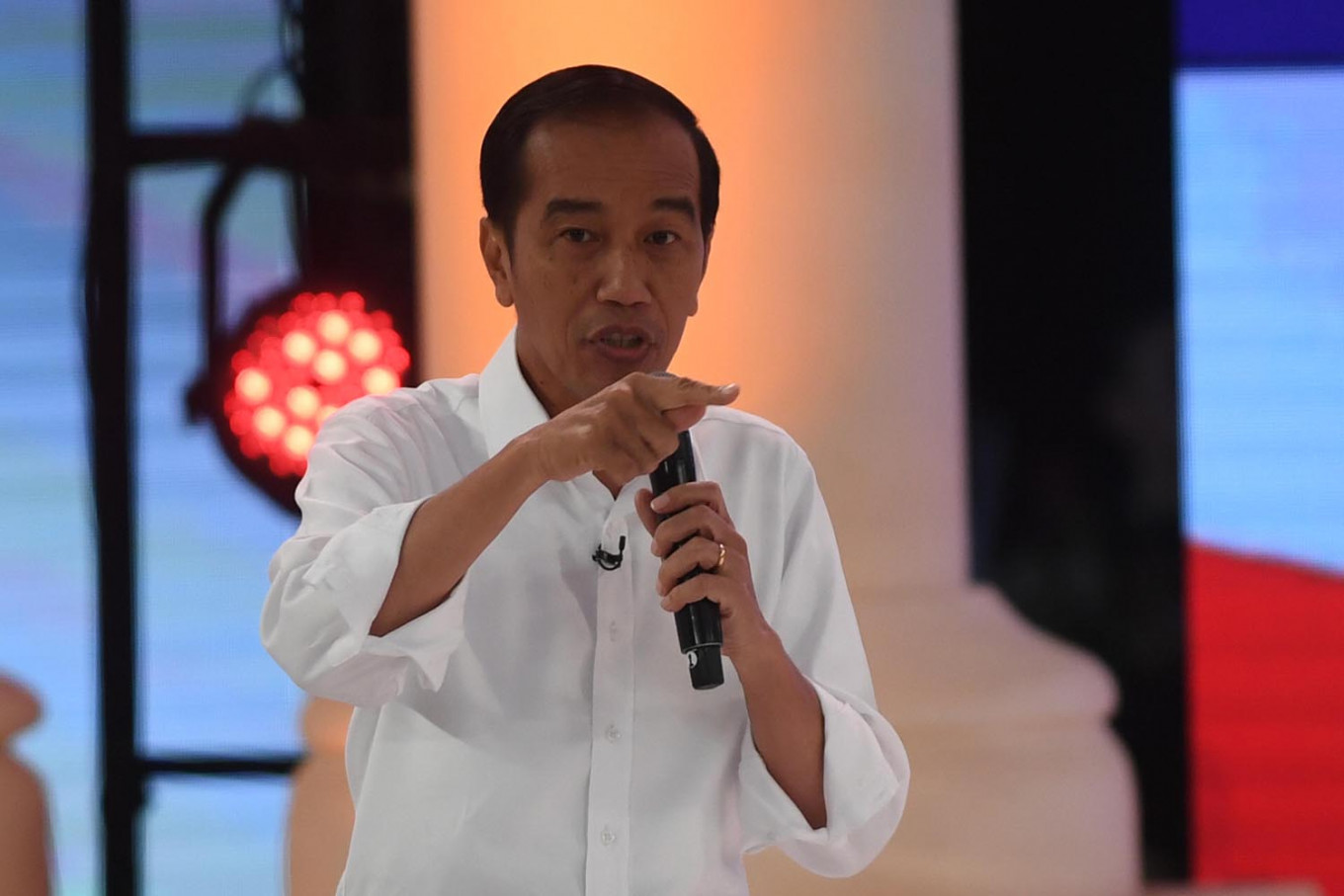 Mass organizations declare support for Jokowi