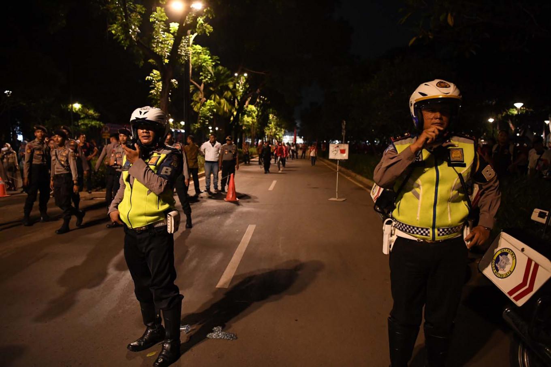 Firecrackers, not explosion, near presidential debate venue: Police