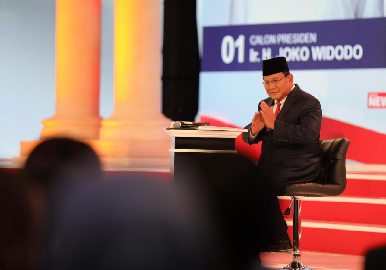 Prabowo meets Chinese-Indonesian supporters in Medan